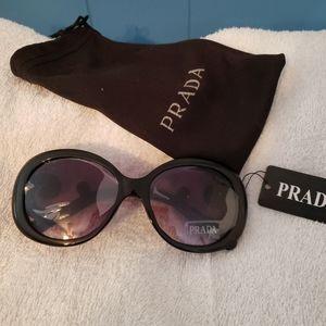 Prada Women's Sunglasses with Bag